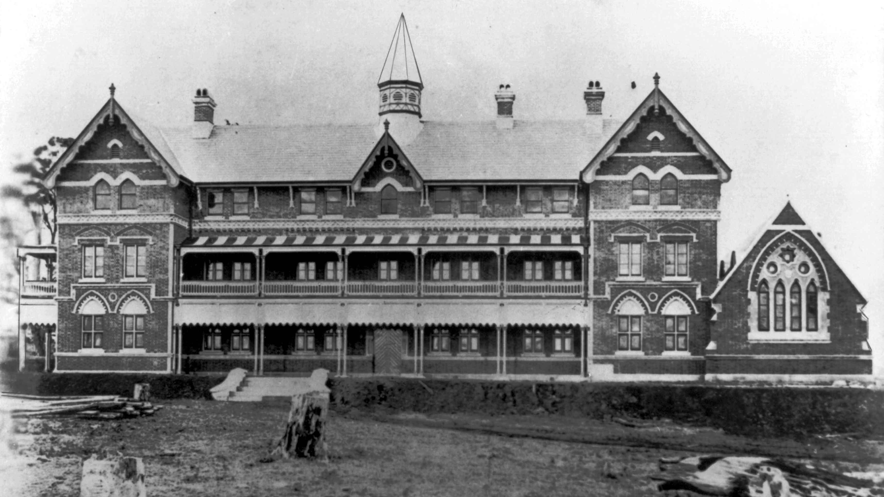 Toowoomba Grammar School School House